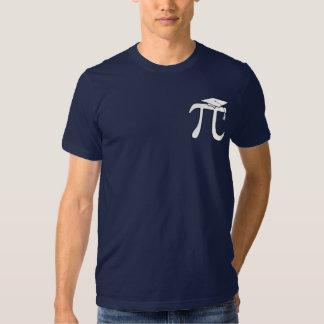 Math Pi Graduate T-shirt