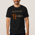 Math PI-rates Shirts