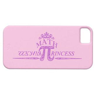 Math Princess iPhone 5 Cover