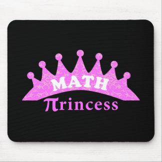 Math Princess Mouse Pads
