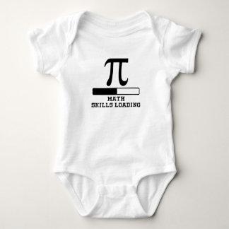 Math Skills Loading Baby Bodysuit
