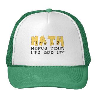 Math Tshirts and Gifts Mesh Hat