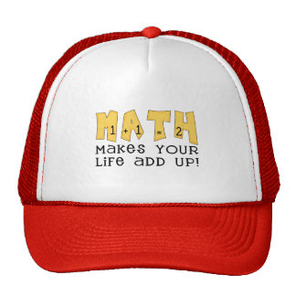 Math Tshirts and Gifts Hat