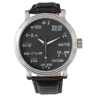 Math Watch