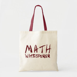 Math Whisperer Tote Bag