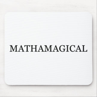 Mathamagical Mouse Pad