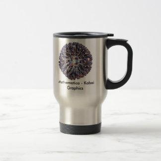 Mathematica - Kabai Graphics Travel Mug