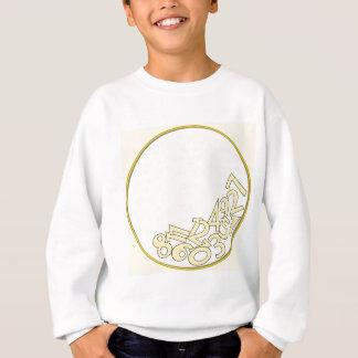 mathematical designs sweatshirt