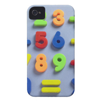 Mathematical magnets iPhone 4 Case-Mate case