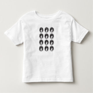 Mathematicians for All, Equality...Toddler T-shirt