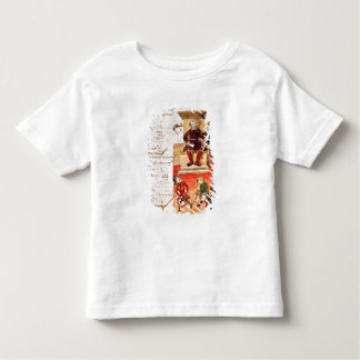 Mathematics Lesson, from a mathematical treatise Toddler T-Shirt