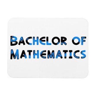 Mathematics Rectangular Photo Magnet