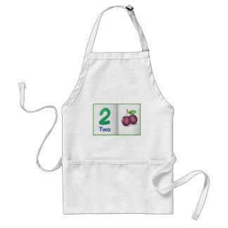 Mathematics sheet standard apron