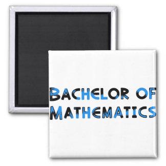 Mathematics Square Magnet