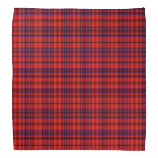 Matheson Scottish Tartan Bandana