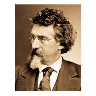 Mathew B. Brady Famous Civil War Photographer Postcard