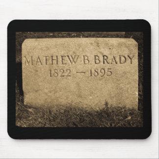 Mathew Brady  - Famed Civil War Photographer Mouse Pads