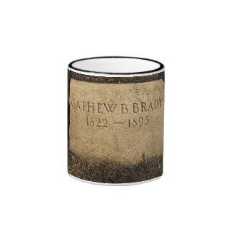 Mathew Brady  - Famed Civil War Photographer Coffee Mugs