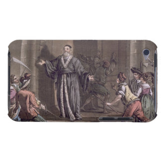 Mathieu Mole (1584-1656) harangued by the people, iPod Touch Cover