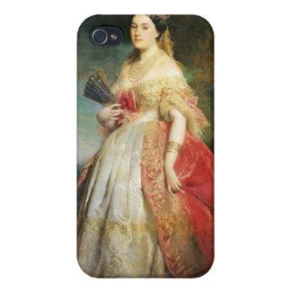 Mathilde Laetitia Wilhelmine Bonaparte  1861 iPhone 4 Covers