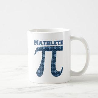 Mathlete Basic White Mug