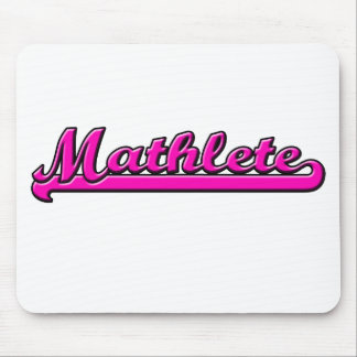 Mathlete Mouse Mat