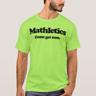 Mathletics T-Shirt