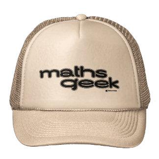 Maths Geek Trucker Hats