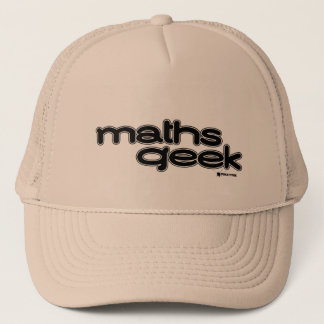 Maths Geek Trucker Hat