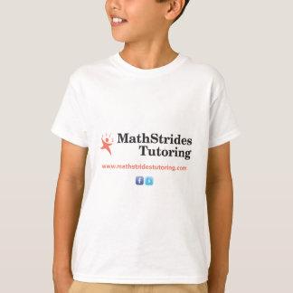 MathStrides Tutoring T-Shirt