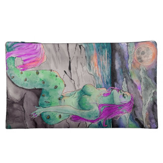 Matia mermaid cosmetic bag