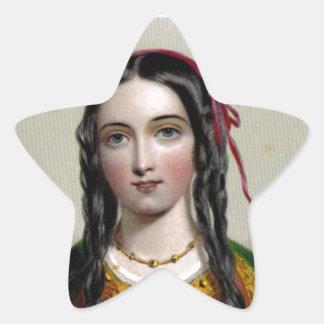 Matilda of Scotland Sticker