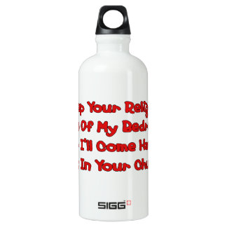 Mating In Your Church SIGG Traveller 0.6L Water Bottle