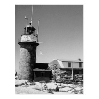 Matinicus Rock Lighthouse Postcard