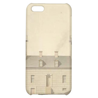 Matinicus Rock Lighthouse Schematics iPhone 5C Covers