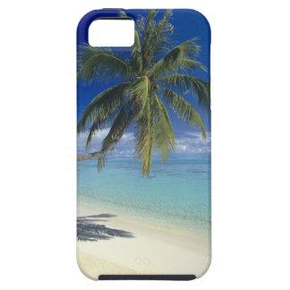 Matira Beach on the island of Bora Bora Society iPhone 5 Covers