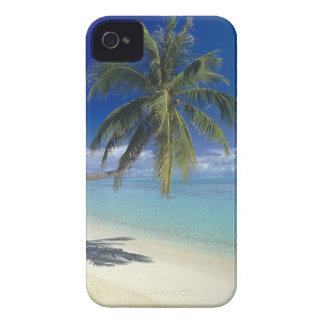 Matira Beach on the island of Bora Bora Society Blackberry Case