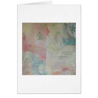 Matisse Leaves Card