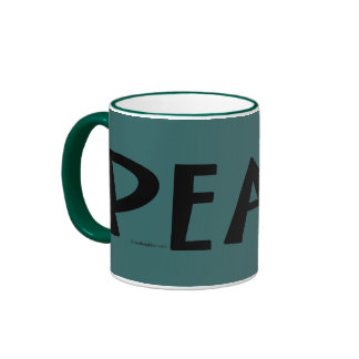 Matisse Peace Coffee Mug