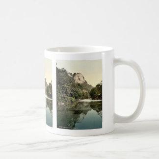 Matlock High Tor, III., Derbyshire, England magnif Coffee Mug