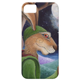 Matlock the Hare iPhone cover. iPhone 5 Case