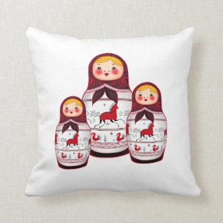 Matrioshka Cushion