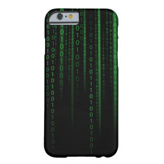 Matrix Code Barely There iPhone 6 Case