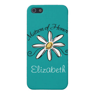 Matron of Honor iPhone 5 Case