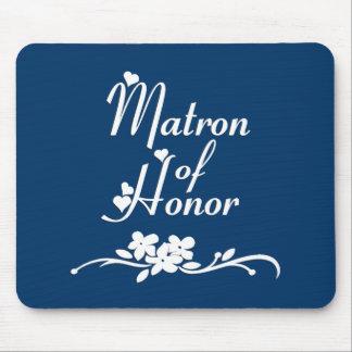 Matron Of Honor Mouse Mat