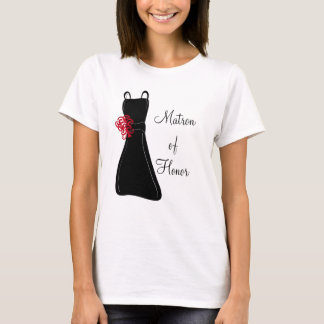 Matron of Honor T-Shirt