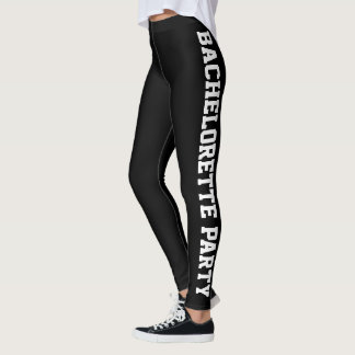 Matron of Honor Wedding Party | Bachelorette Party Leggings