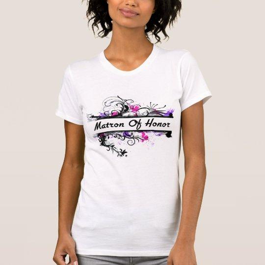 Matron Of Honour T-Shirt