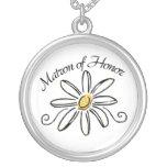 Matron of Honour Wedding Necklaces