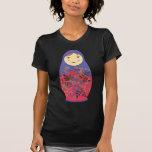 Matryoshka Doll 2 ~ Russian / Babushka Nesting T-shirts